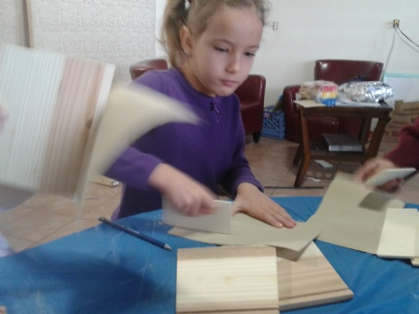 Hebrew School-Judaic Art Program Week 1-8