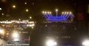 A Car Menorah Parade lights up Binghamton