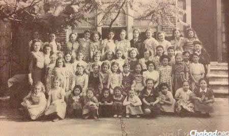 The first Beth Rivkah girls' school opened its doors in 1942 in Brooklyn, N.Y. It was soon followed by branches on five continents.