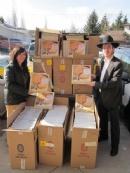 Matzah Outreach 5771/2011