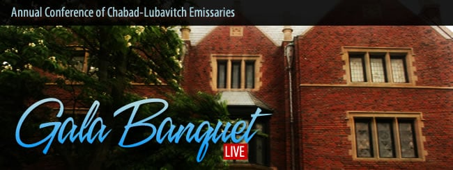 Inside Chabad-Lubavitch: Live Broadcast: Conference of Chabad-Lubavitch Emissaries