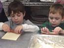 Jewish Beginnings Preparing for Shabbat Dinner