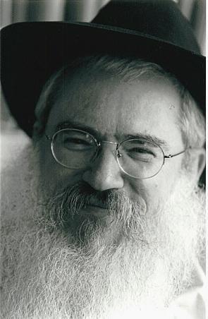 Rabbi Manis Friedman