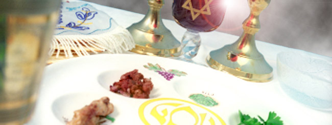Passover: The Passover Seder