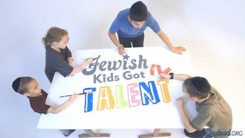 """Last fall the website hosted the annual """"Jewish Kids Got Talent"""" competition, attracting 100,000 fans who actively followed the submissions at the various stages of the contest."""