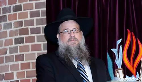 El rabino Daniel Moscowitz, de bendita memoria.