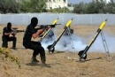 Gaza Terrorists Shower at Least 60 Rockets on Southern Israel
