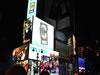 Jewish Teens Celebrate in Times Square