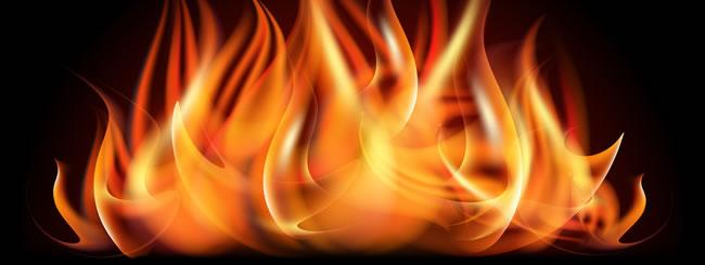 Gedanken: Fremdes Feuer