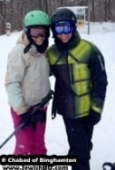 Chabad and Hillel Ski Trip '14