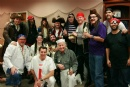 Purim on the High Seas 2014