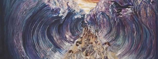 Comentaristas de la Parashá: ¿Cómo se hace para partir un mar?
