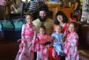 Purim Sushi Bash 2014