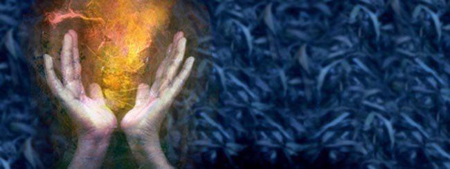Gedanken: Spirituelle Neugeburt