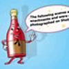 The Talking Wine Bottle