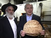Netanyahu Gets More Than a Taste of Shmurah Matzah