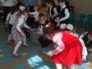 Детский сад и школа встречают Песах и пекут мацу