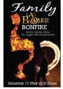 Lag Ba'Omer Family Bonfire, Movie, Fire Juggler