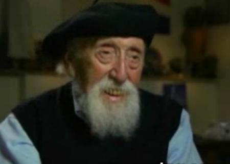צילום מסך מתוך ראיון וידאו של פרופסור פוירשטיין עם חברת JEM
