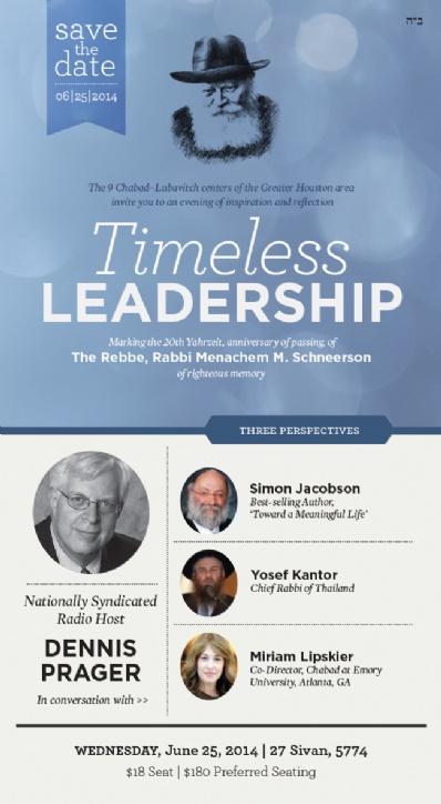 Mega Event: Timeless Leadership