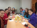 Första året i nya Chabadhuset