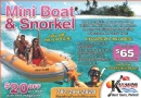 Mini Boat Adventure!