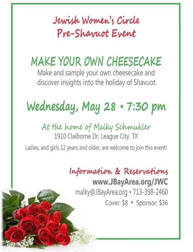 Bay Area Jewish Women's Circle - Pre-Shavuot Event