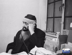 Rabbi Chaim Mordechai Aizik Hodakov