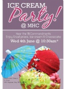 Shavuot Ice Cream Party at Moorabbin Shul