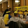 Israeli Basketball Fans Experience a Festive Shabbat in Milan