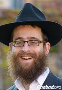 Rabbi Mordechai Dinerman