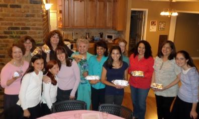 Womens Circle - Shavuot Cheesecake