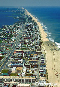 Ocean City, Md., attracts some 8 million visitors a year, who come for the long stretch of beaches and can get a taste of Jewish life as well.
