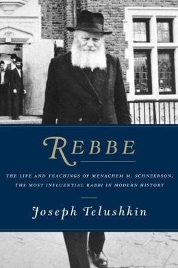 Rebbe by Telushkin