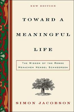 Towards a Meaningful Life by Jacobson
