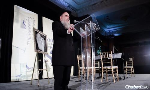 Rabbi Avrohom Shemtov (Photo: Levi Sherman)