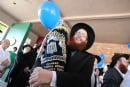 Entering with the new Torah