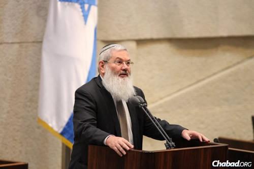 MK Eli Ben-Dahan (Photo: Itzik Harari, Knesset)