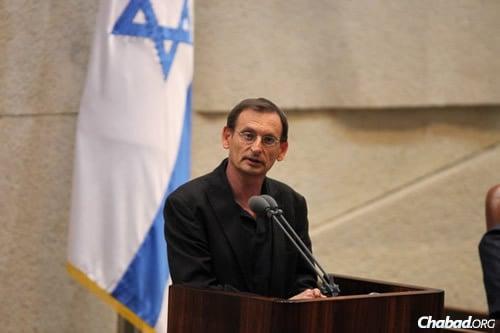 MK Dov Khenin (Photo: Itzik Harari, Knesset)