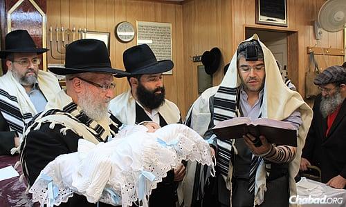 Brooklyn Couple Name Newborn Son After Slain Israeli