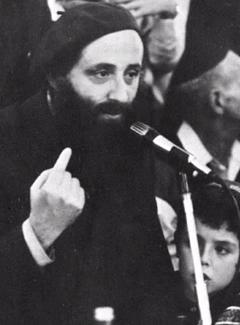 Le professeur Branover dans les années 1970