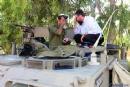 Israel Begins Gaza Ground Incursion