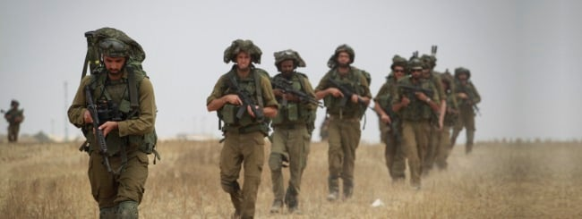 Israel: Operation Protective Edge