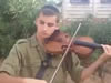 Israeli Soldier Plays Shabbat Song