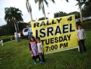 Prayer Rally for Israel