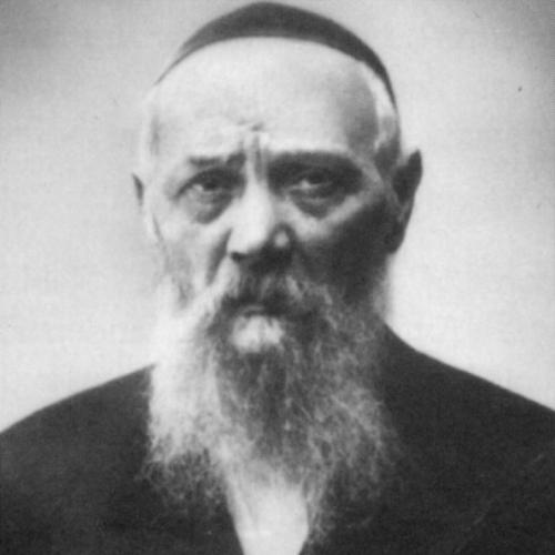Rabbi Levi Yitzchak Schneerson.