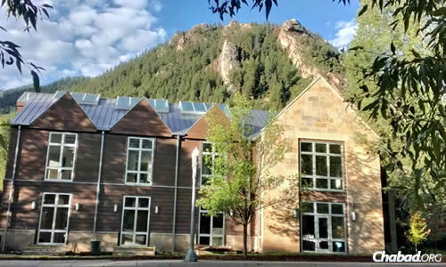 The facility is for all of Aspen's Jewish community, residents and visitors alike.