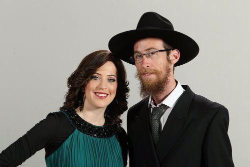 דוד ודינה טורנהיים