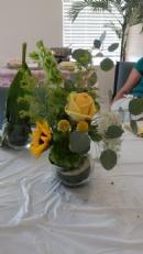 Shavuot JWC - Flowers & Blintzes