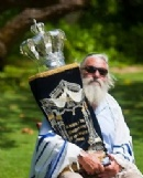 Welcoming a New Torah Scroll